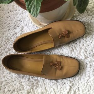 Enzo Angiolini Women's Loafers Tan Size 8 1/2